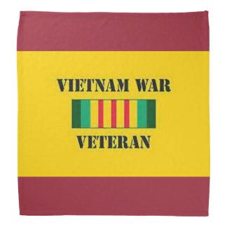 Vietnam War Veteran Bandana