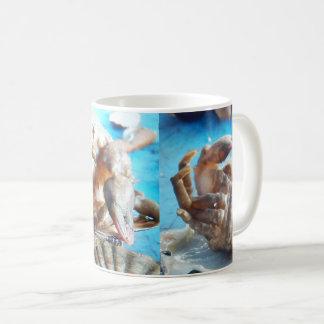 Vietnamese crab coffee mug