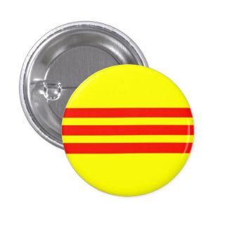 vietnameseflag 3 cm round badge