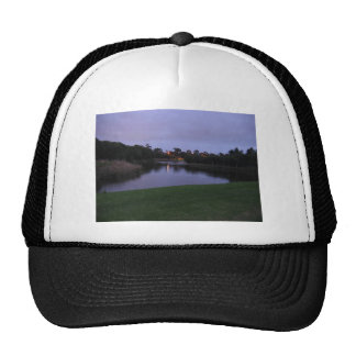 View Across Carine Swamp At Dawn, Western Australi Trucker Hat