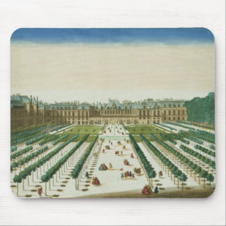 View and Perspective of the Palais Royal from the Mouse Pad