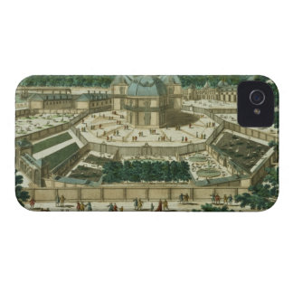 View and Perspective of the Salon de la Menagerie iPhone 4 Cover