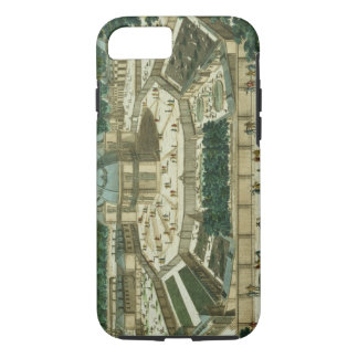 View and Perspective of the Salon de la Menagerie iPhone 7 Case