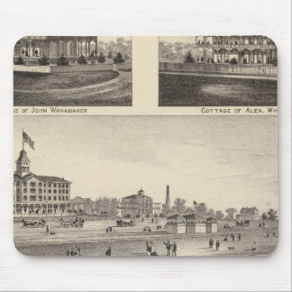 View at Sea Grove, Cape May Point Mouse Pad