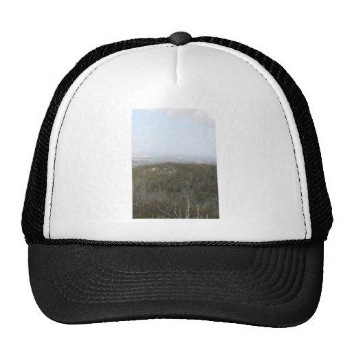 View East From Castle Rock In Western Australia Trucker Hats