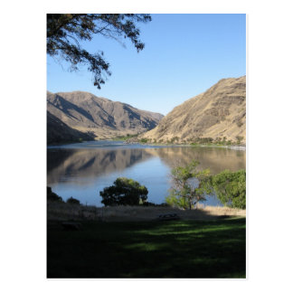 View from Cache Creek Postcard