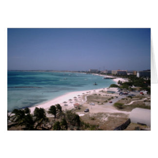 View from Divi Aruba Phoenix Resort Card