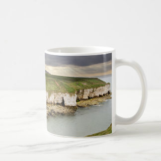 View from Flamborough Cliffs souvenir photo Coffee Mug