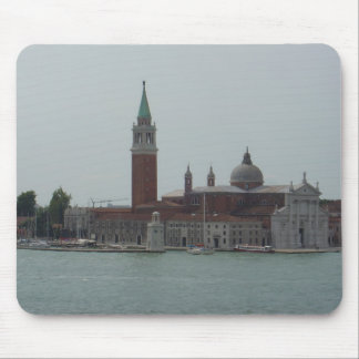 View from Inside Doges Palace, Venice 3 Mouse Pad