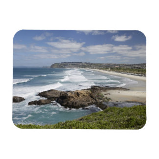View from Lawyers Head along St Kilda and St Rectangular Photo Magnet