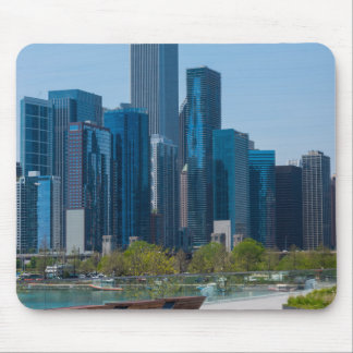 View From Navy Pier Mouse Pad