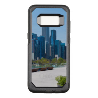 View From Navy Pier OtterBox Commuter Samsung Galaxy S8 Case
