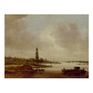 View from Rhenen Postcard