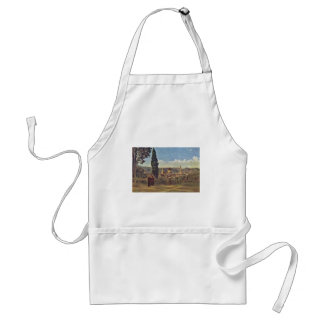 View From The Boboli Gardens In Florence / Italian Standard Apron