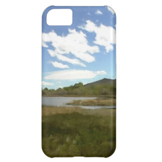 View From the Edge of the Lake Case For iPhone 5C
