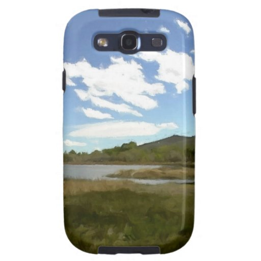 View From the Edge of the Lake Samsung Galaxy SIII Case