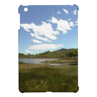View From the Edge of the Lake iPad Mini Cases