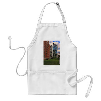 View From the High Line Park: HL23 Aprons