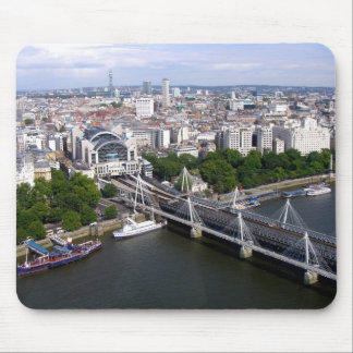 View from the London Eye Mouse Pad
