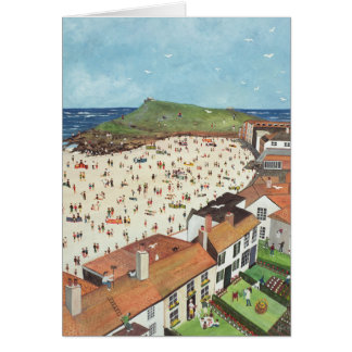 View from the Tate Gallery St. Ives Card