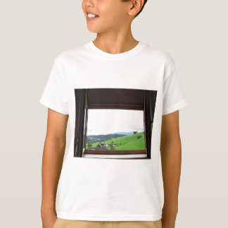 View from the window T-Shirt