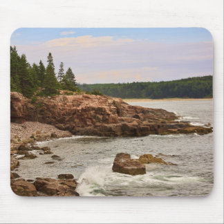 View from Thunder Hole mouse pad