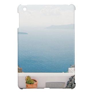 View in Santorini island iPad Mini Cases