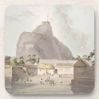 View in the Fort of Trichinopoly, plate 47 from 'O Beverage Coaster