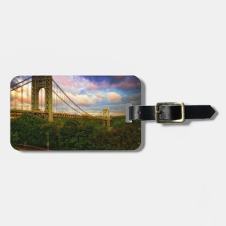 View looking South - West from Manhattan Bag Tag