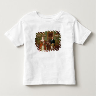 View of a drawing room, 1780 toddler T-Shirt