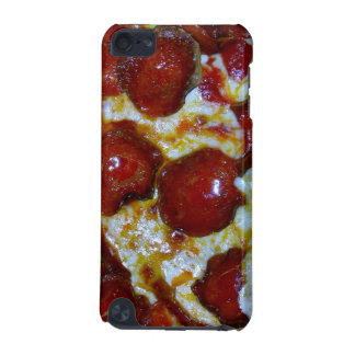 View of a Pepperoni Pizza iPod Touch (5th Generation) Cover