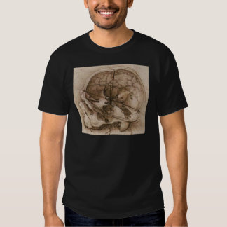 View of a Skull Shirts