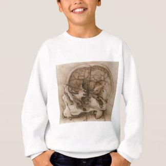 View of a Skull Sweatshirt
