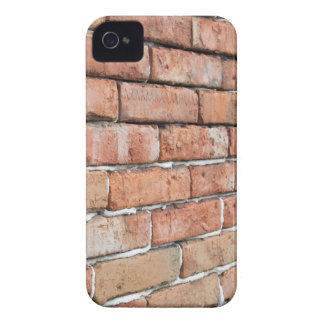 View of an old brick wall with a blur at an angle Case-Mate iPhone 4 case