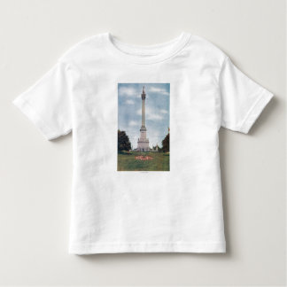 View of Brock's Monument # 2 Toddler T-Shirt