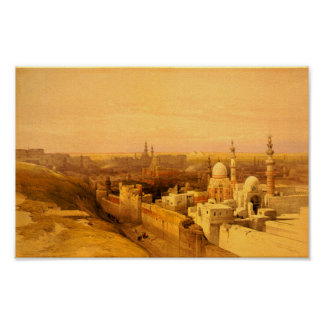 View of Cairo Poster