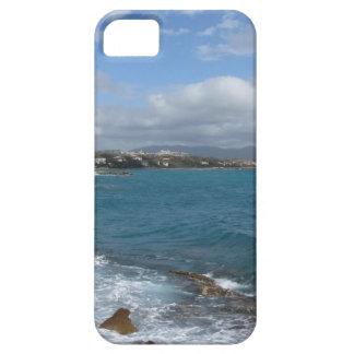 View of Castiglioncello coast near Livorno city iPhone 5 Case