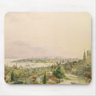 View of Constantinople from Pera Mouse Pad