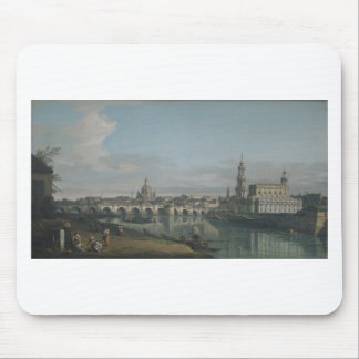 View of Dresden from the Right Bank Mouse Pad