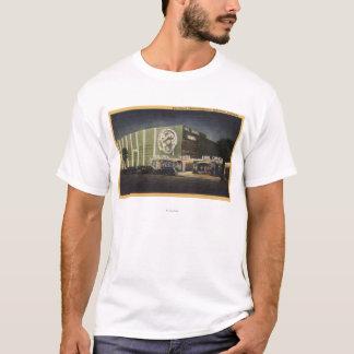View of Earl Carroll Theatre-Restaurant T-Shirt