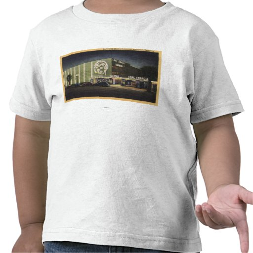 View of Earl Carroll Theatre-Restaurant Tshirts
