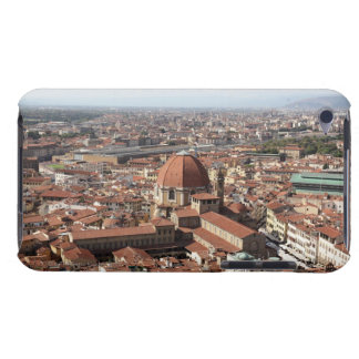 View of Florence, Italy from the top of the Barely There iPod Covers