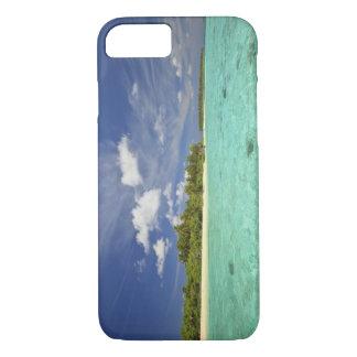 View of Funadoo Island from Funadovilligilli iPhone 7 Case