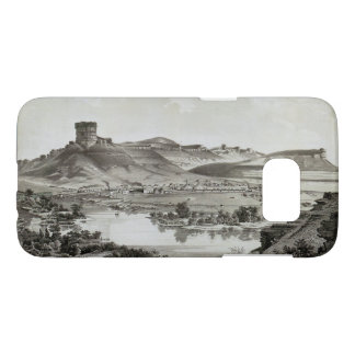 View of Green River, Wyoming Territory (1875)
