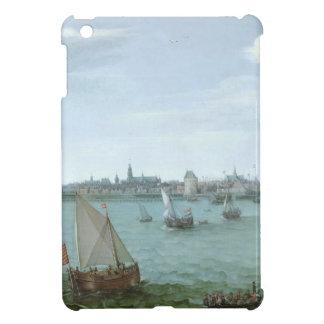 View of Hoorn: Hendrick Cornelisz Vroom iPad Mini Cover