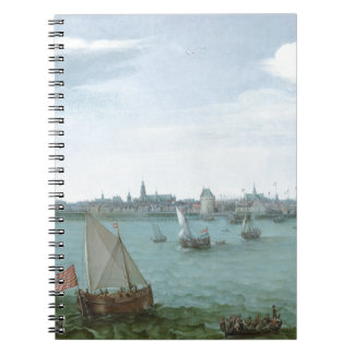 View of Hoorn: Hendrick Cornelisz Vroom Notebook