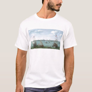 View of Hoorn: Hendrick Cornelisz Vroom T-Shirt