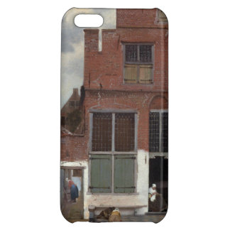 View of houses in Delft by Johannes Vermeer Case For iPhone 5C