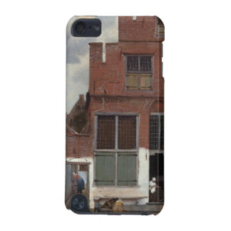 View of houses in Delft by Johannes Vermeer iPod Touch (5th Generation) Case