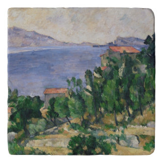 View of Mount Marseilleveyre and the Isle Trivet